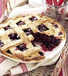 late-summer cherry pie picture