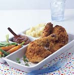 oven-fried chicken picture