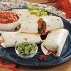 Baked Pork Chimichangas picture