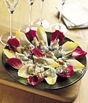 endive with smoked trout and herbed cream cheese picture