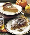 ginger-honey pumpkin pie picture
