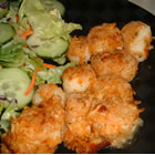 baked scallops picture