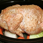 baked slow cooker chicken picture