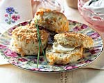 cheddar cheese scones picture