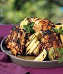 mojito-marinated chicken breasts picture