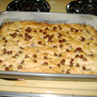 Banana Chocolate Chip Cake picture