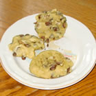 banana chocolate chip softies picture