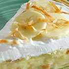banana coconut cream pie picture