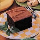 banana fudge cake picture