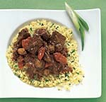 moroccan braised beef picture