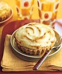 lemon souffle tartlets picture