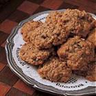 banana oatmeal cookies picture