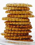 anise sesame cookies picture