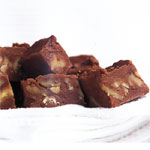 my never-ever-fail chocolate fudge picture