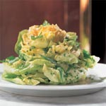 bibb lettuce salad picture