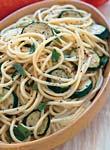 spaghetti alla carbonara di zucchine picture