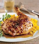 roasted lemongrass chicken picture