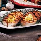 Barbecued Alaskan Salmon picture