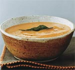curried pumpkin soup picture