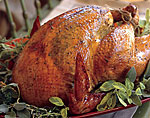 tom colicchio's herb-butter turkey picture
