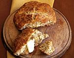 brown butter soda bread picture