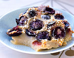 cherry-almond clafouti picture
