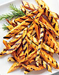 sweet-hot bbq tater fries picture