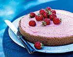 frozen strawberry margarita pie picture