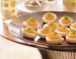chipotle deviled eggs picture