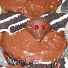 bat cupcakes picture