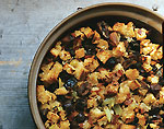 chestnut, prune, and pancetta stuffing picture