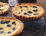 mascarpone and prune tartlets picture