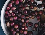 glazed red pearl onions picture
