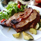 bbq rib-eye - you won't believe it! picture