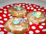 Fruit Loop Cookies and Orange Icing picture