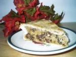 Sour Cream Raisin Pie picture