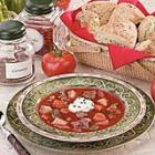 Beef Goulash Soup picture