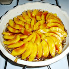 beef peach pie picture