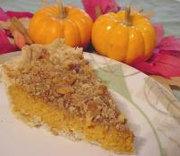 Walnut Pumpkin Pie picture