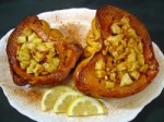 Apple Filled Acorn Squash picture