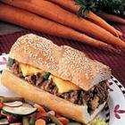 beef-stuffed french bread picture