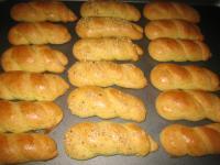 Sesame Greek Easter Cookies (Koulourakia) picture