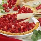 berry cream pie picture
