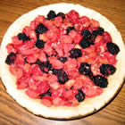 Berry Rhubarb Pie picture