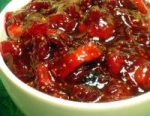 Cranberry Sauce With Port, Rosemary and Dried Figs picture