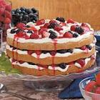 Berry Tiramisu Cake picture