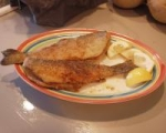 Pan Fried Trout picture