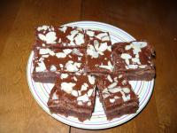 Chocolate Amaretto Brownies picture