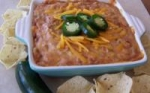 Hot Cheddar Bean Dip picture