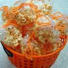 best ever popcorn balls picture